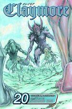 Claymore Vol. 20 Manga NEW