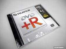 7x Fujifilm 66009 Magnetics DVD + R pezzo grezzo 4.7gb 120 minuti 16 X Speed, Nuovo, Confezione Originale