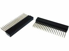 PC/104 2*20 pin Stackable 40WAY Double Row Header Male/Female Raspberry Pi GPIO