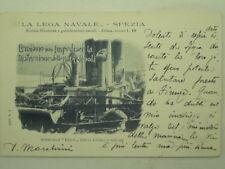 REGIA MARINA MILITARE-N ALMIRATE OQUENDO SPEZIA-O6E-S51916