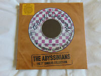 "Vinyl Box Set: The Abyssinians : The 7"" Singles Collection Clinch Records 7 x 7"""