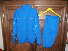 Survêtement militaire bleu JOGGING sport : VESTE + PANTALON taille XL  (112-100)