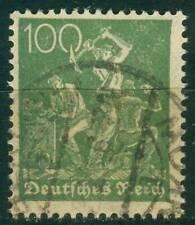Deutsches Reich 187c  , o , geprüft Infla