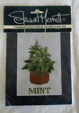 MINT    CROSS STITCH KIT new