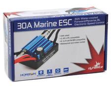 Dynamite 30A 30 Amp sans Brosse Marine Esc Électronique Régulateur de Vitesse