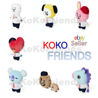 BTS BT21 Official School look Standing Plush Doll KPOP Goods Authentic Item MD