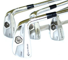 TaylorMade Tour Preferred MB Irons (7-PW) Stiff Project X Flighted 6.0 Steel