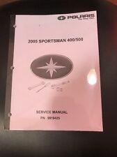 Polaris 2005 Sportsman 400/500 Service Manual