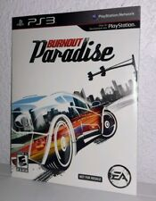 Burnout Paradise (Sony PlayStation 3, 2008) Brand New! FREE SHIPPING!