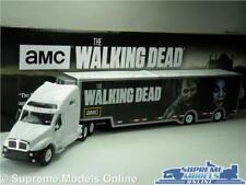 KENWORTH T2000 THE WALKING DEAD MODEL TRUCK TV SERIES 1:64 SCALE GREENLIGHT K8