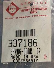 Whirlpool Dryer Door Spring 337186