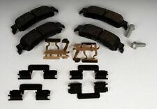 Disc Brake Pad Set Rear ACDelco GM Original Equipment 171-668