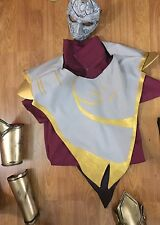 Jhin League of Legends Cosplay LoL