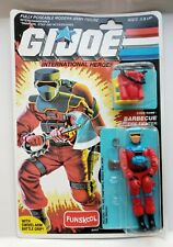 Gijoe gi Joe g.i.joe / BARBECUE  198? funskool