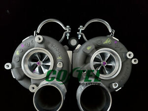 Audi RS6 RS7 4.0L V8 Turbocharger Super core CHRA+Cover housing Upgrade S6 S7 A8