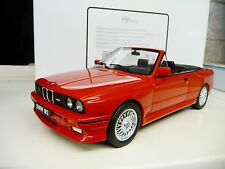 1:18 Otto Mobile BMW M3 E30 Cabrio Cabriolet OT077 limited Edition NEU NEW