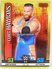 Slam Attax - #094 Curt Hawkins - 10th Edition