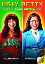 UGLY BETTY : COMPLETE SEASON 4  series - DVD - UK Region 2 / sealed