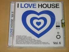 CD / I LOVE HOUSE VOL 6 / NEUF SOUS CELLO