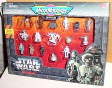 STAR WARS MICRO MACHINES DROIDS GIFT SET FACTORY SEALED -OR LOOSE YOUR CHOICE