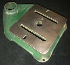 "Vintage Craftsman Bench Top Drill Press Cast Iron Base Off A 2.26"" OD Column"