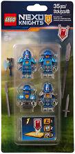 """LEGO® NEXO KNIGHTS™ 853515 """"Truppenverstärkungsset"""" Minifiguren NEU/OVP!"""