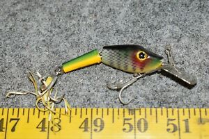 Vintage Arbogast Hula Pike Fishing Lure