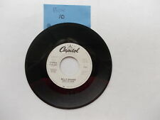 "Billy Squier Shot O Love 7"" Vinyl Promo Single (Juke Box)"