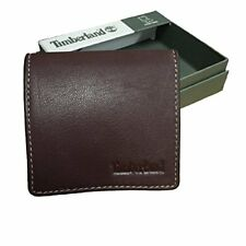 Timberland Brown Coin Case Wallet