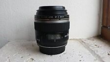 Canon EF-S 60mm f/2.8 EF-S USM lens - prime - with hood *MINT CONDITION*