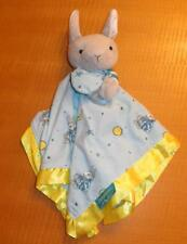 Goodnight Moon Book inspired Rabbit Plush Baby Security Blanket Lovey