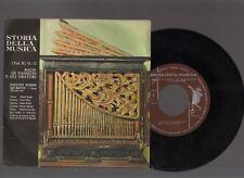 storia della musica disco 33 giri - vol.II - numero 12  - G.S.Bach - le passioni