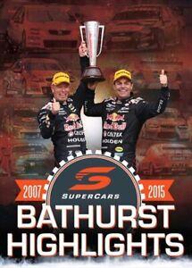 V8 Supercars - 2007-2015 Bathurst 1000 Highlights Collection DVD