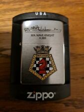 More details for rfa wave knight zippo
