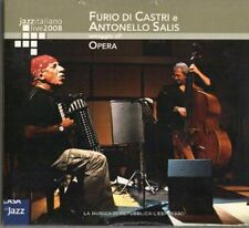 Furio Di Castri e Antonello Salis ‎– Il Vino All'Opera - Omaggio All'Opera CD
