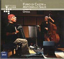 Furio Di Castri e Antonello Salis – Il Vino All'Opera - Omaggio All'Opera CD