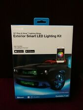 "Type S Plug & Glow Lighting Strips Automotive 72"" Exterior Smart Lighting Kit"