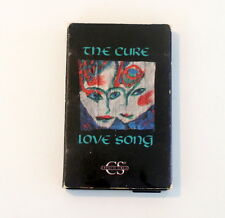 the CURE love song , 2 late CASSETTE elektra records 1989