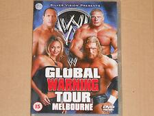 WWE Global Warfare 2003 (The Rock, Triple H...) DVD
