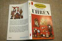 Sammlerbuch alte Uhren, Antikuhren, Tischuhren, Sammleruhren, Uhrmacher, 1983