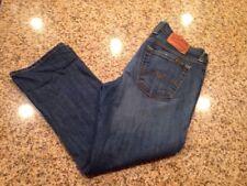 Lucky Brand Denim Jean Capris Size 6 28