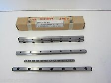 IKO Crossed Roller Way Linear Guide (PN CRW3-175 <E73>) Ways 175mm, 93mm Stroke
