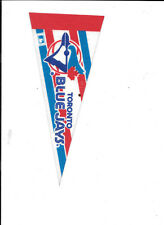 Baseball Pennant 4 inches by 10 inches Toronto Blue Jays