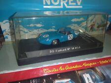 "SOLIDO Panhard DB #50 ""le Mans 1959"" NEUF EN BOITE"