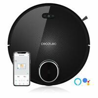 Cecotec Conga Serie 3090 Robot Aspirador, 2000 Pa, Compatible con Alexa y Google