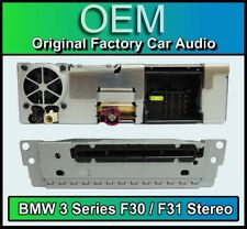 BMW 3 Series F30 F31 Lettore CD auto stereo, entrata radio BMW base Professional