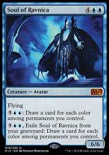 SOUL OF RAVNICA NM mtg M15 Blue - Creature Avatar Mythic