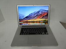 """Apple MacBook Pro md322ll/a i7-2760QM 2.4GHz 8GB Ram,256GB SSD 15.4"""" (Late 2011)"""