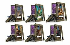 For LG Stylo 5,5+,5x Q720 Hybrid Tri Shield Kickstand Case Horse Deer Elk Fish