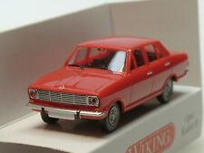 Wiking Opel Kadett B, rot - 0790 04 - 1:87